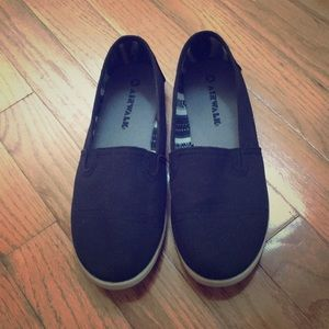Tom's style canvas shoes